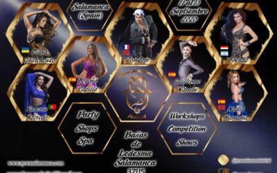 V Festival Aywa Salamanca Bellydance 2020