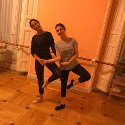 ESTUDIO LUNA Clases de Ballet