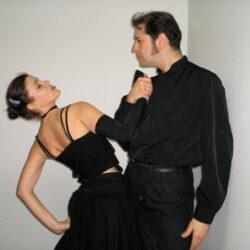 Clases de tango con Claudia Bedacarratz