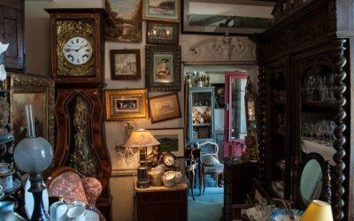 ¿Dónde puedo comprar antigüedades en Madrid?