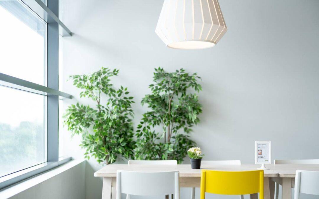 Consejos para maximizar el espacio en un hogar pequeño